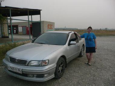 Нижневартовск—Геленджик—Сочи на Nissan Cefiro