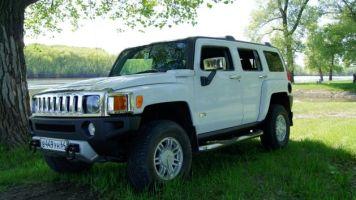 Два небольших автопутешествия 2010-2011 на Hummer H3