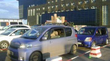 Автопробег Красноярск—Маньчжурия (Китай) на Toyota Porte