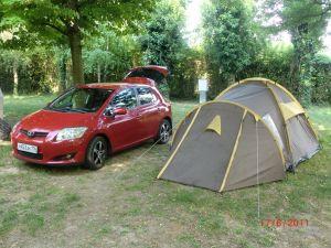Римские каникулы на Toyota Auris