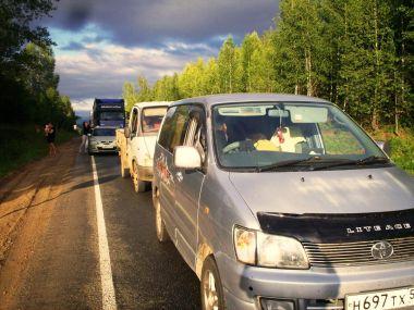 На «Ноахе» из Новосибирска на Украину и обратно. «Ударим автопробегом по бездорожью и разгильдяйству!»