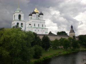 Из Питера на Черное море и обратно: Питер — Абхазия (Новый Афон) — Одесса — Киев — Витебск