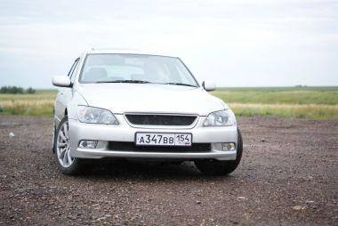 Из Новосибирска в Кустанай, Астану, Боровое на Toyota Altezza