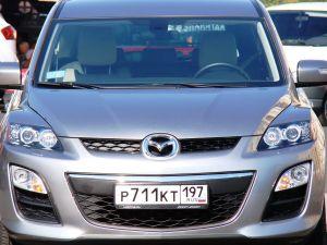 Summer Trip, или Путешествие на переднеприводной Mazda CX-7 по маршруту: Москва — Казантип — Одесса — Москва
