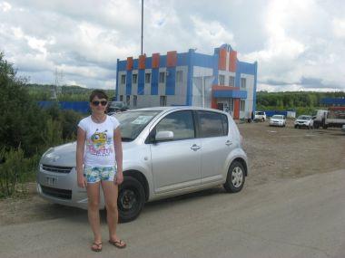 Путешествие-перегон Toyota Passo из Владивостока в Новосибирск