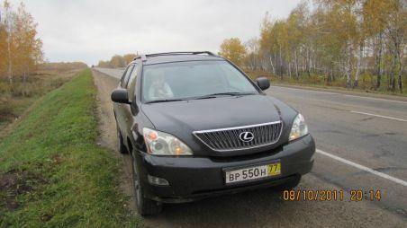 Автопробег Запад—Восток на Lexus RX330, или Шуя (Иваново)—Уфа—Омск—Чита