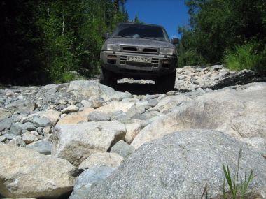 Путешествие к озерам Маркаколь и Язевое, или Вояж по Старо-Австрийской дороге