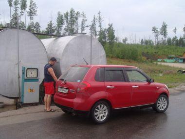 Семейное путешествие из Хабаровска на Байкал летом 2011-го на Mazda Verisa