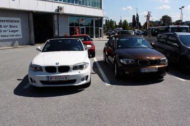 С ветерком по Европе на BMW 1-Series Cabrio: Австрия, Италия, Франция, Швейцария, Германия