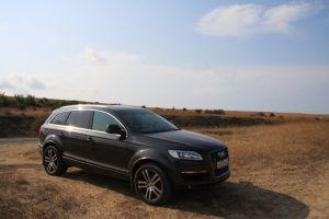 Западную Европу с юга на север на Audi Q7