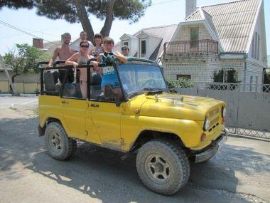 Путешествие из Новосибирска в Сочи и Абхазию на Toyota Vitz
