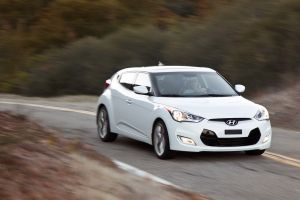 Тест-драйв Hyundai Veloster. Экономичный и современный