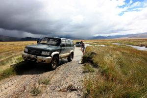 Путешествие на плато Укок (Алтай, пограничная зона)