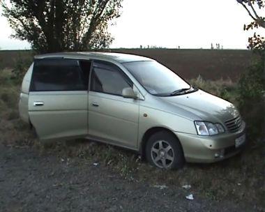 Поездка в Крым на Toyota Gaia. Открытие Качи
