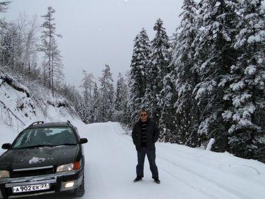 Новогоднее путешествие из Хабаровска в поселок Софийск