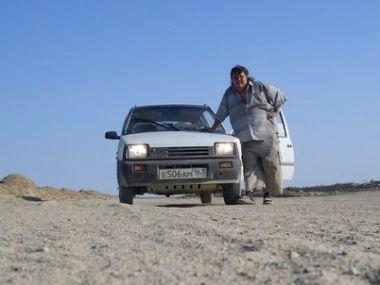 15 тыс. км на «Оке»: Тольятти—Бишкек (Кант)—Челябинск—Белгород—Черное море—Питер—Тольятти