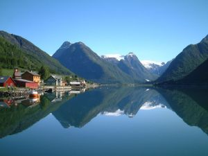 Норвегия на автомобиле. Самоокупаемый отдых (июль 2008 г.)