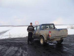 Экскурсия с ароматом солярки. Перегон Nissan Datsun Владивосток—Магадан (31 марта – 5 апреля 2009 г.)