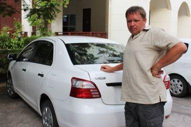 Двухдневное путешествие в Краби из Пхукета, или Опыт проката машины в Тайланде