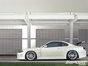 Тюнинг Nissan Silvia. Награни