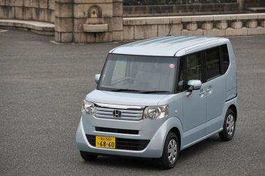 Отчет о тест-драйве Honda NBOX