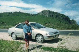Как это было со мной. Воспоминания о перегоне Toyota Carina из Находки в Новосибирск (1997 г.)