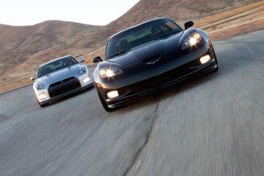 Сравнительный тест: ChevroletCorvetteZ06 CentennialEdition против NissanGT-R Premium