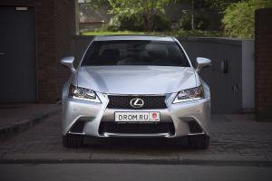 Тест-драйв Lexus GS350AWD FSport отDrom.ru. Lexusтеперьнетот