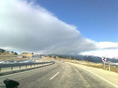 Зимнее путешествие из Анталии в Памуккале—Эфес и обратно