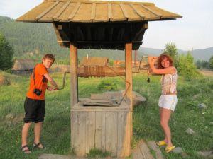 Как дромовята отдыхать умеют, или Небольшая прогулка выходного дня из Томска в Хакасию