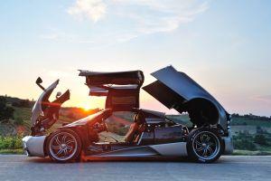 Тест-драйв суперкара Pagani Huayra