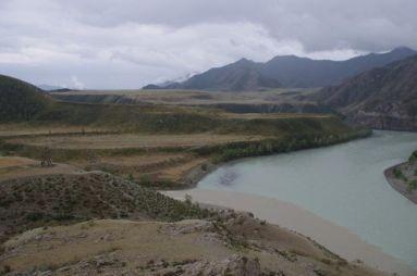Из Читы на автомобиле в отпуск на Алтай
