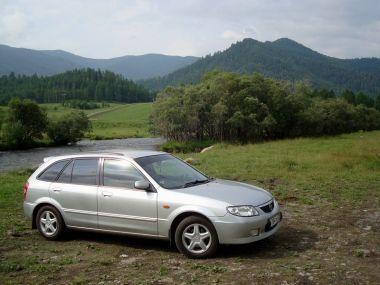 Автопутешествие по Чуйскому тракту на Mazda Familia, или Горный Алтай от равнины до равнины