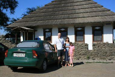 Путешествие Ижевск—Анапа на Chevrolet Lanos