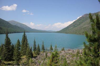 Новокузнецк — Мультинские озера на Toyota Nadia
