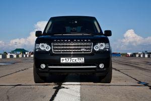 Путешествие в Беларусь на Range Rover