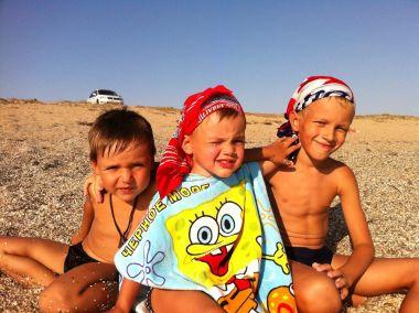 Крымские сказки глазами детей, или Из Сибири с любовью