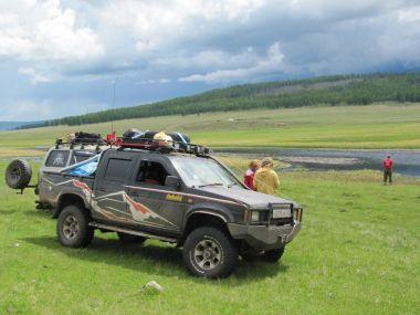 Монголия-2012. С севера на юг озера Хубсугул