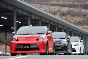 Отчет о тест-драйве Toyota iQ Supercharger