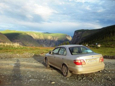 Новосибирск—Горный Алтай. Отдых длиной 2854км летом 2012года