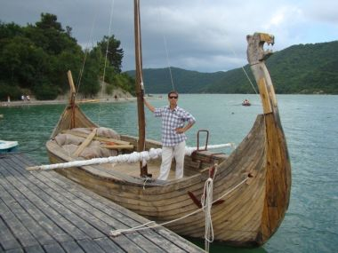 Автопутешествие с южного берега Белого моря на северный берег Чёрного моря