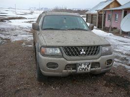 Черепаха-путешественница, или Поездка на Mitsubishi Montero Sport на отдых и рыбалку на казахском море Балхаш через Спасслаг