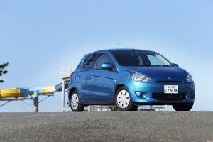 Отчет отест-драйве нового бюджетного хэтчбека MitsubishiMirage