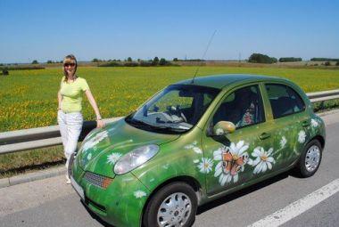 В Крым на машине, лето-2012