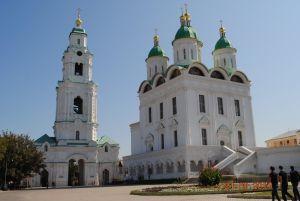 Тюмень — Попасная (Украина) — Астрахань — Тюмень на VW Golf Plus