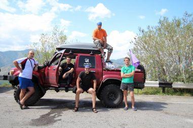 УКОК-2012, или Экологическая экспедиция
