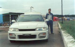 Рассказ о перегоне Марка и Скайлайна в 2002-03 годах