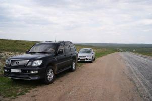 Краткий экскурс по Казахстану. Барнаул—Павлодар—Баянаул—Балхаш—Караганда—Астана