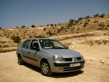 Путешествие по Марокко: Renault Clio vs. VW Touareg
