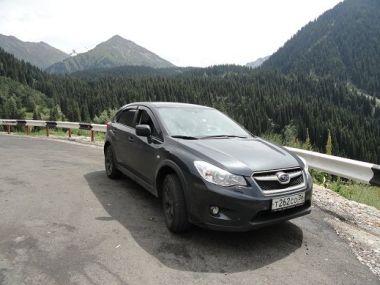 Путешествие «На Алтай через Казахстан-2012»